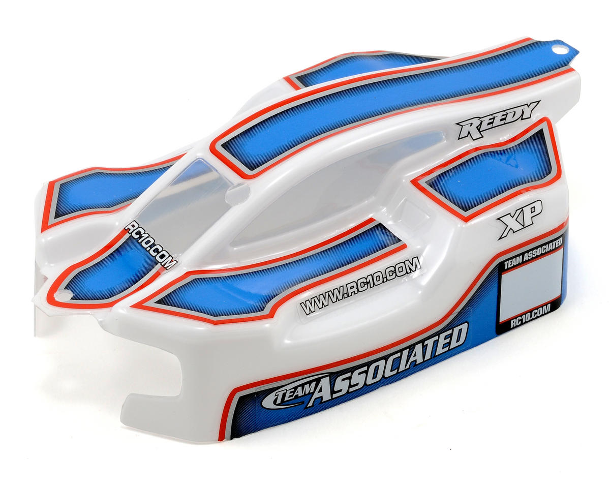 Team Associated 18B2 RTR Body (White)