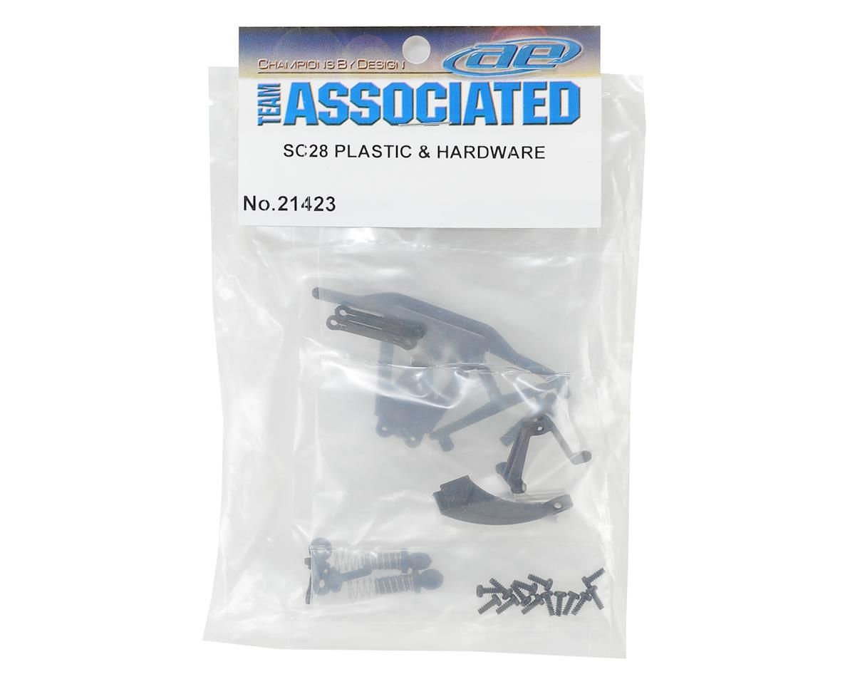 Team Associated SC28 Plastic & Hardware Set