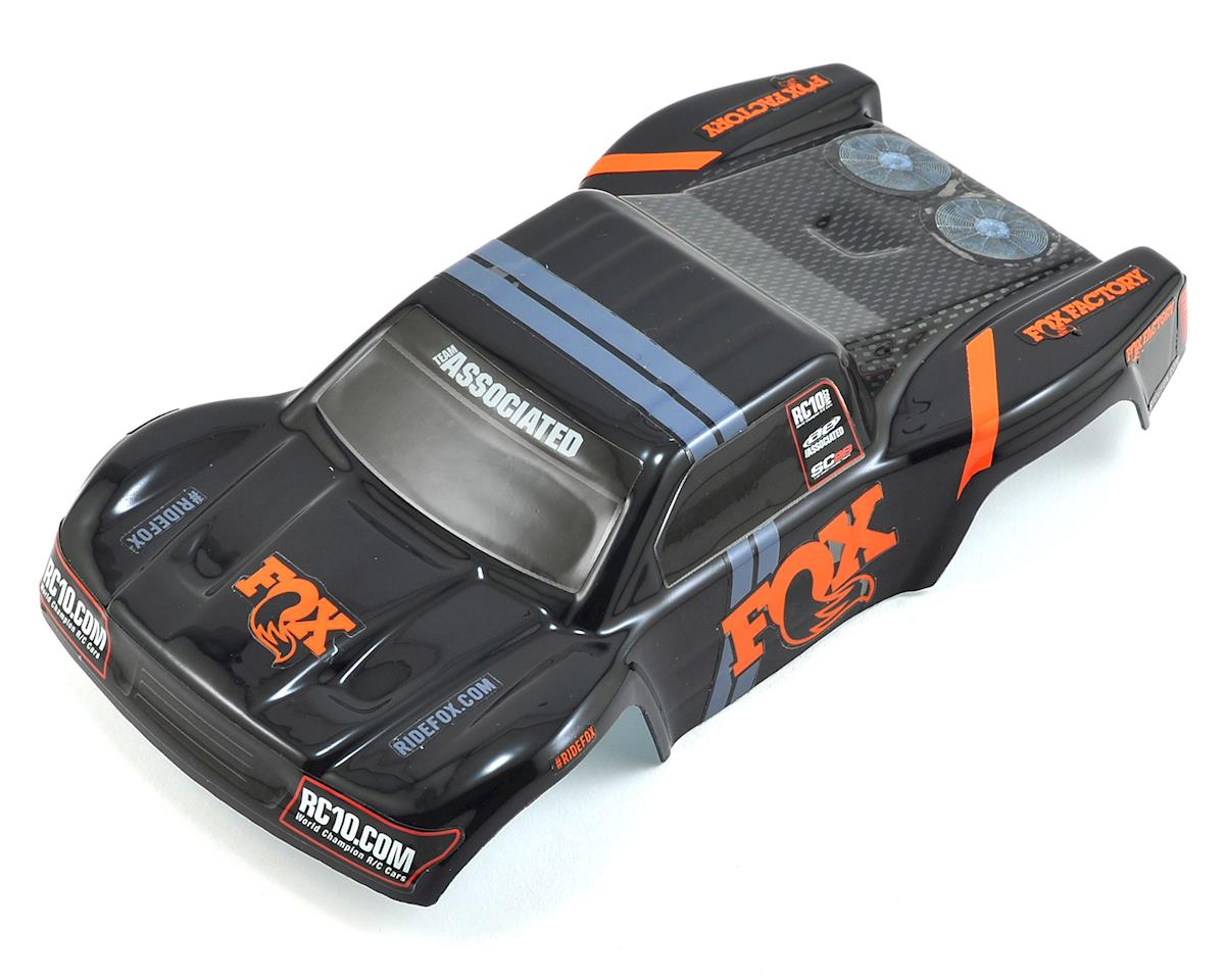 Team Associated SC28 FOX Body