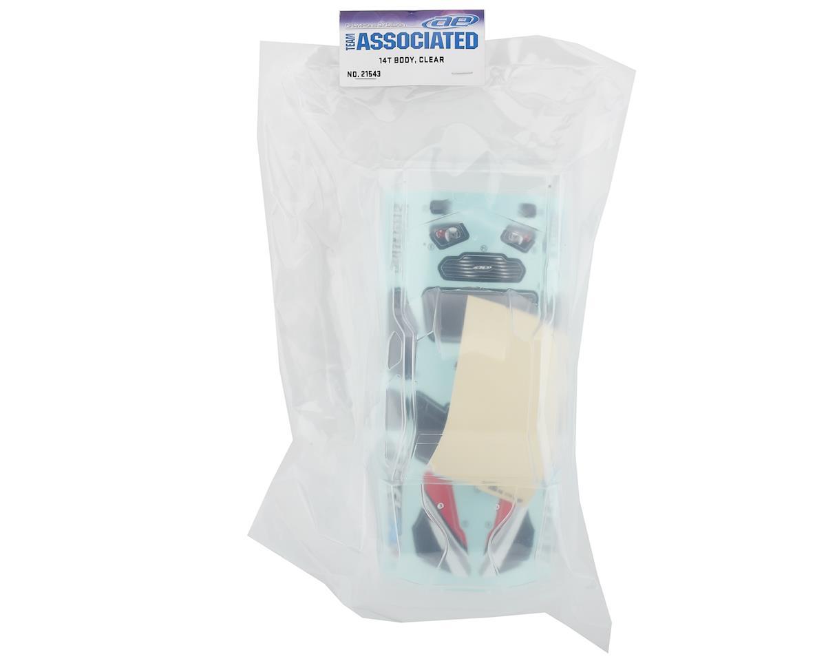 Associated 21543 Clear Body REFLEX 14T