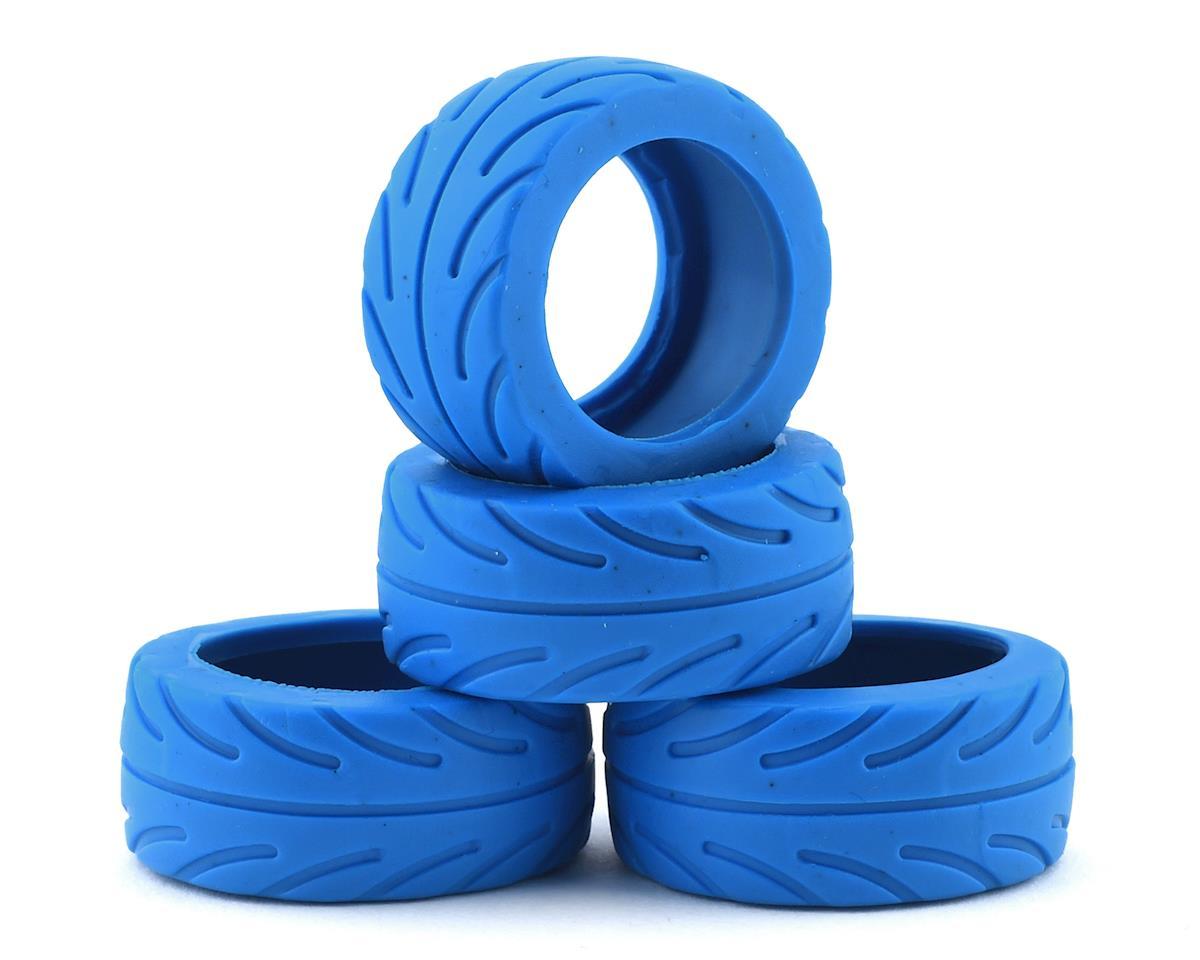 Team Associated NanoSport Radial Tires (Blue)