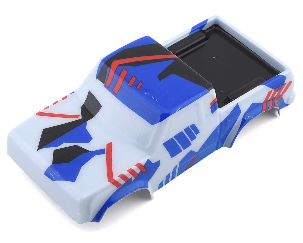 Element RC Enduro24 Sendero Pre-Painted Body (Red, White, Blue) ASC21726