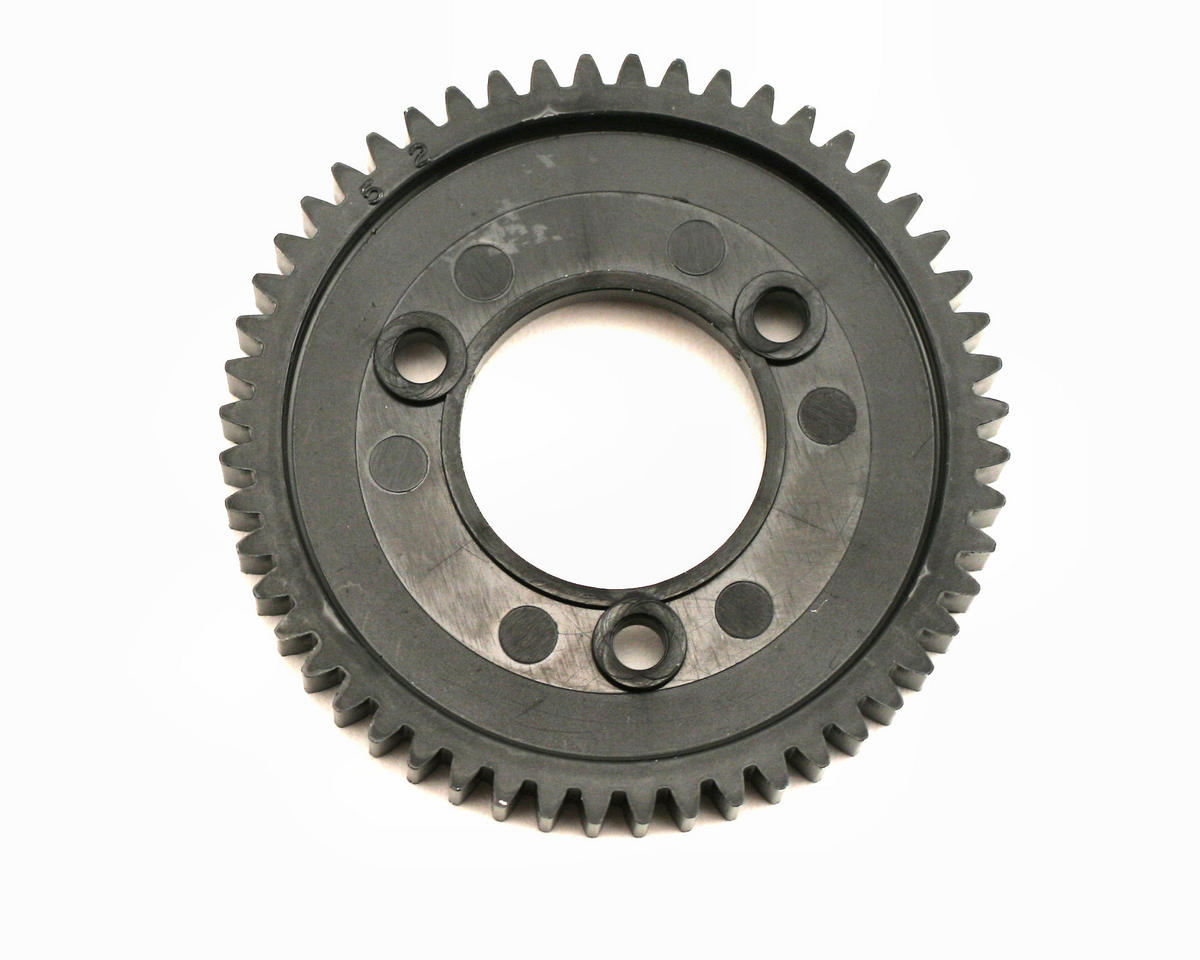 Team Associated Nitro TC3 52T Spur Gear 1st Set (Nitro TC3)