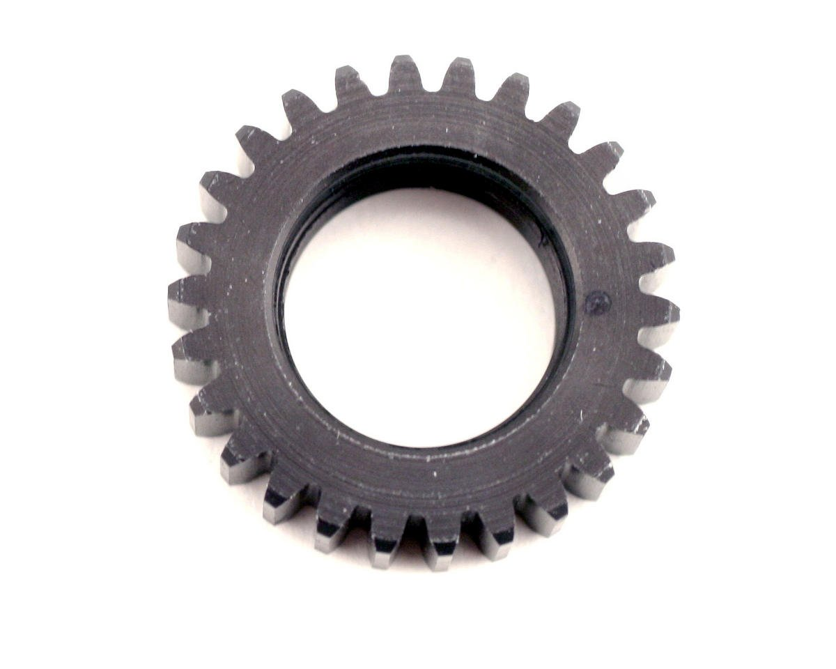 Pinion Gear 26T Black (Nitro TC3) by Team Associated
