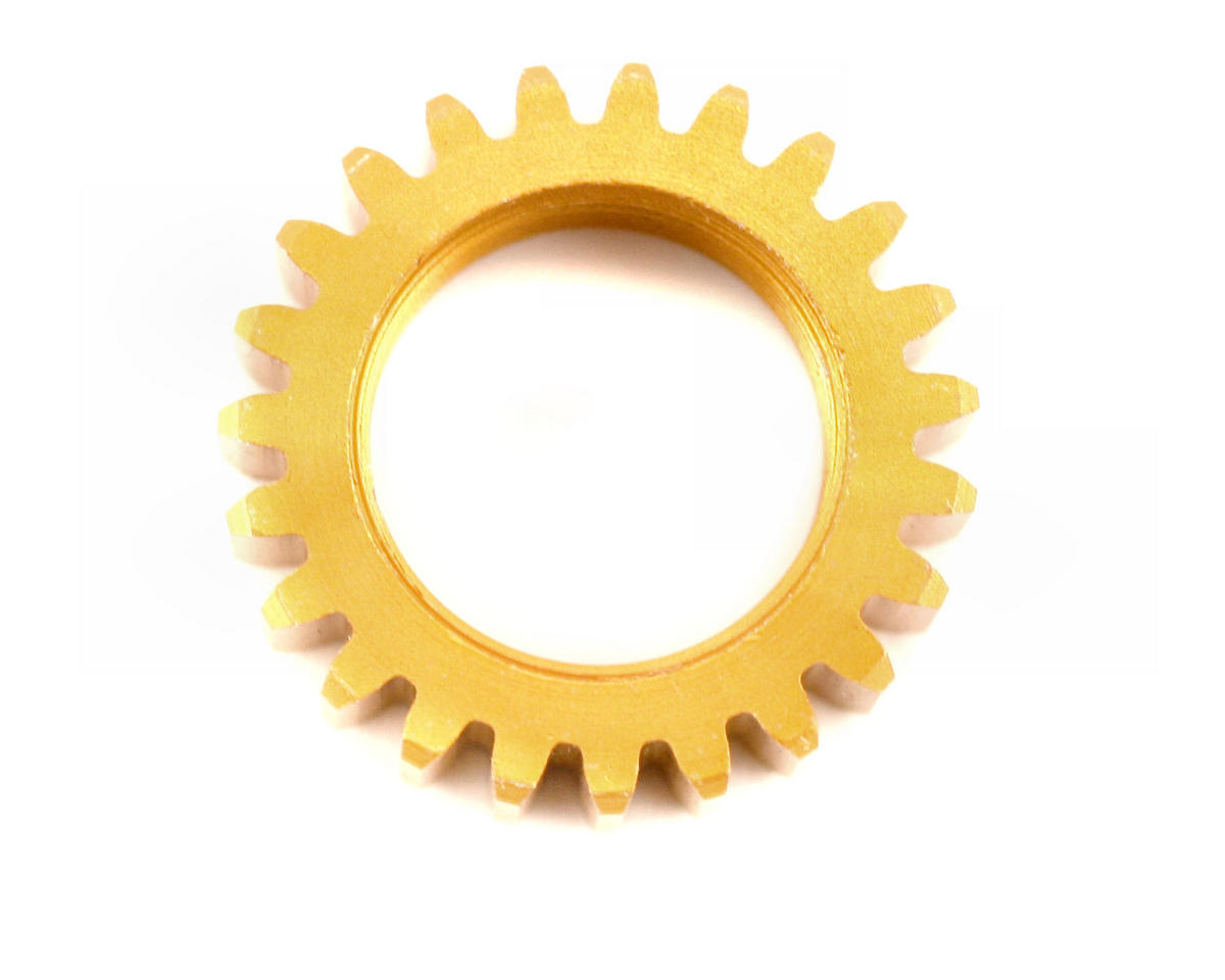 Team Associated Nitro TC3 Pinion Gear 23T Gold (Nitro TC3)