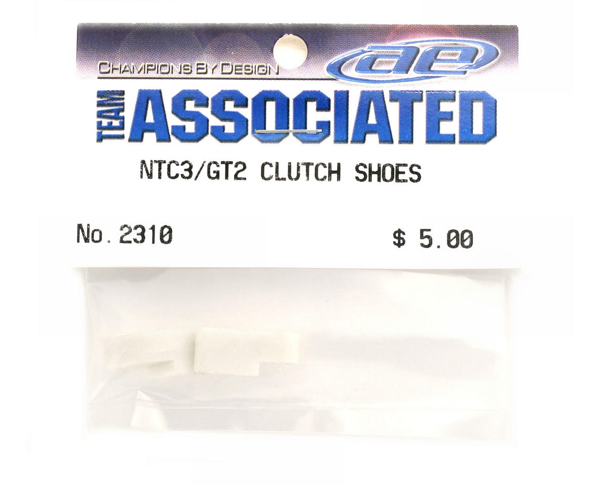 Team Associated Clutch Shoes Nitro TC3