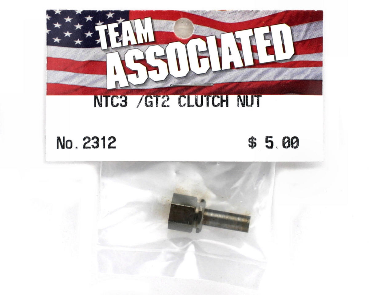 Team Associated Clutch Nut (GT2)