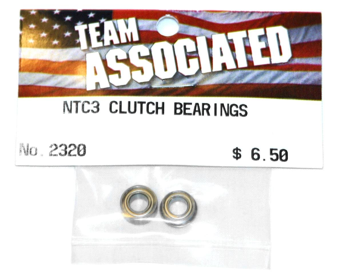 Team Associated Clutch Bearings Nitro TC3/MGT