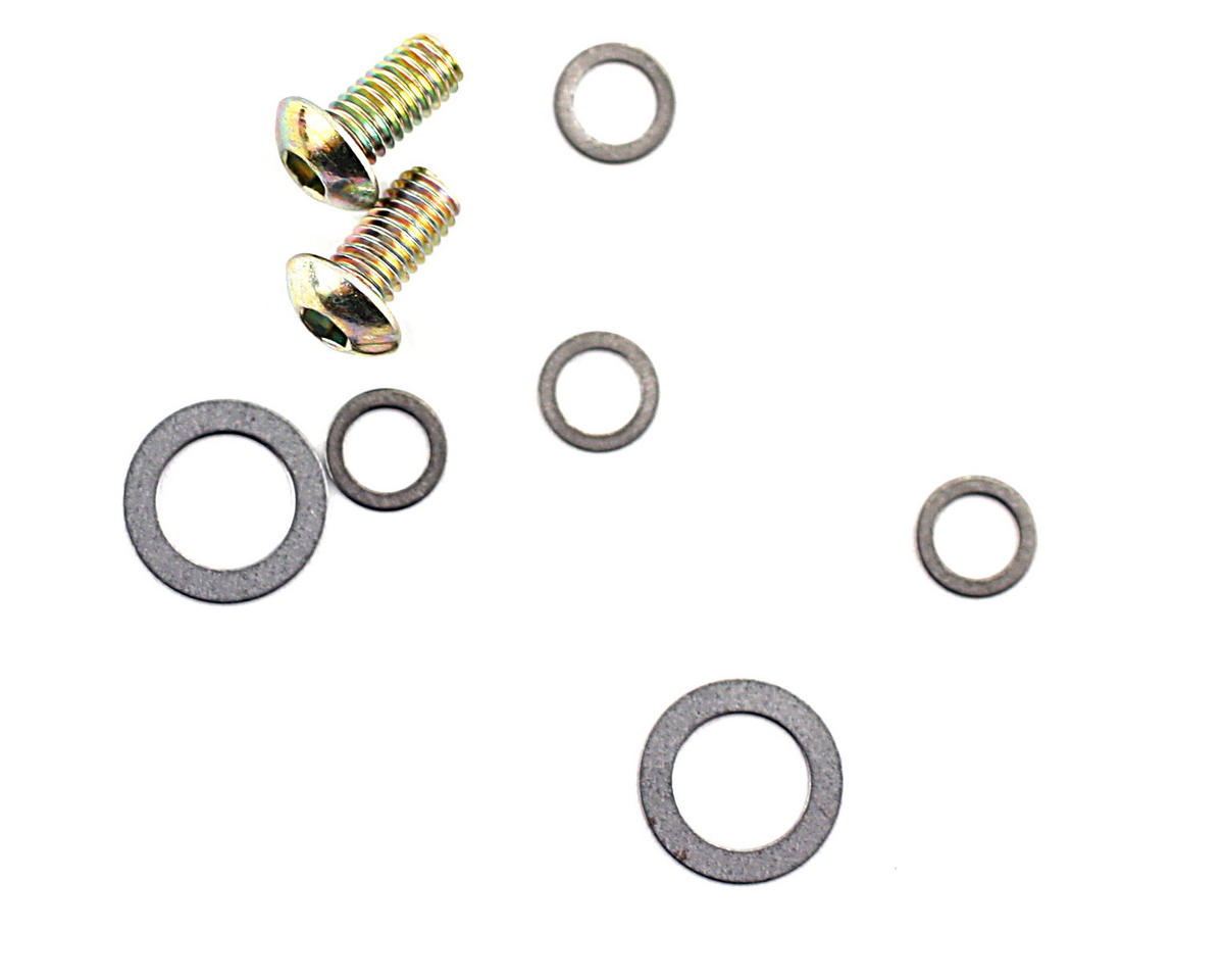 Clutch Shim and Screw Kit (GT2) by Team Associated
