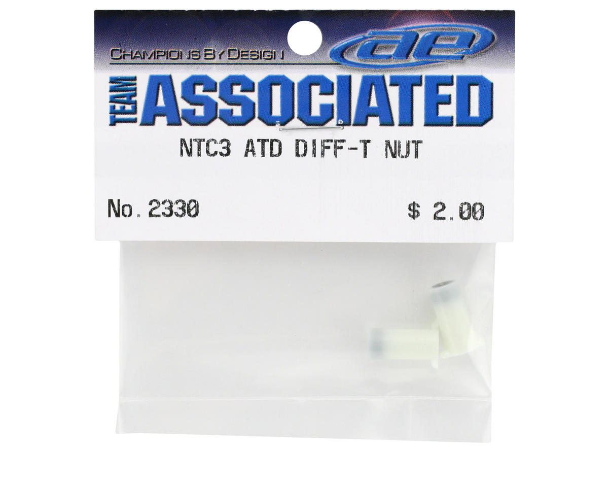 Team Associated Differential T-Nut (2)