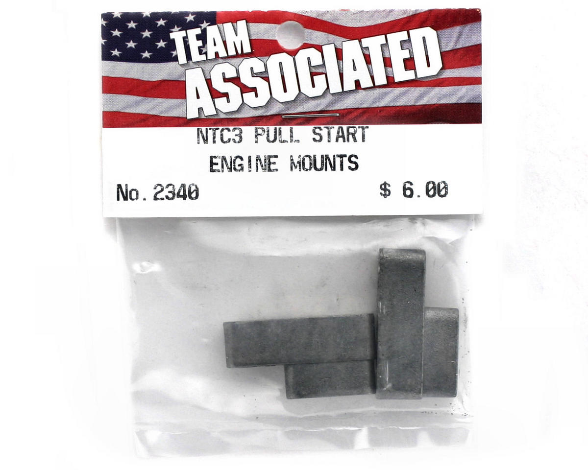Pull Start Engine Mount (GT2) by Team Associated