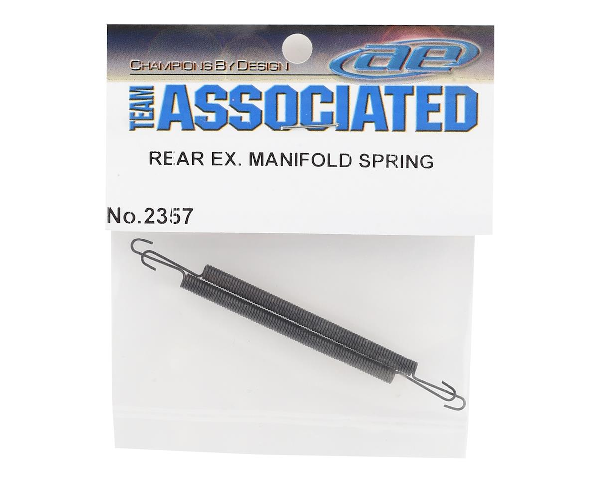 Rear Exhaust Manifold Springs by Team Associated