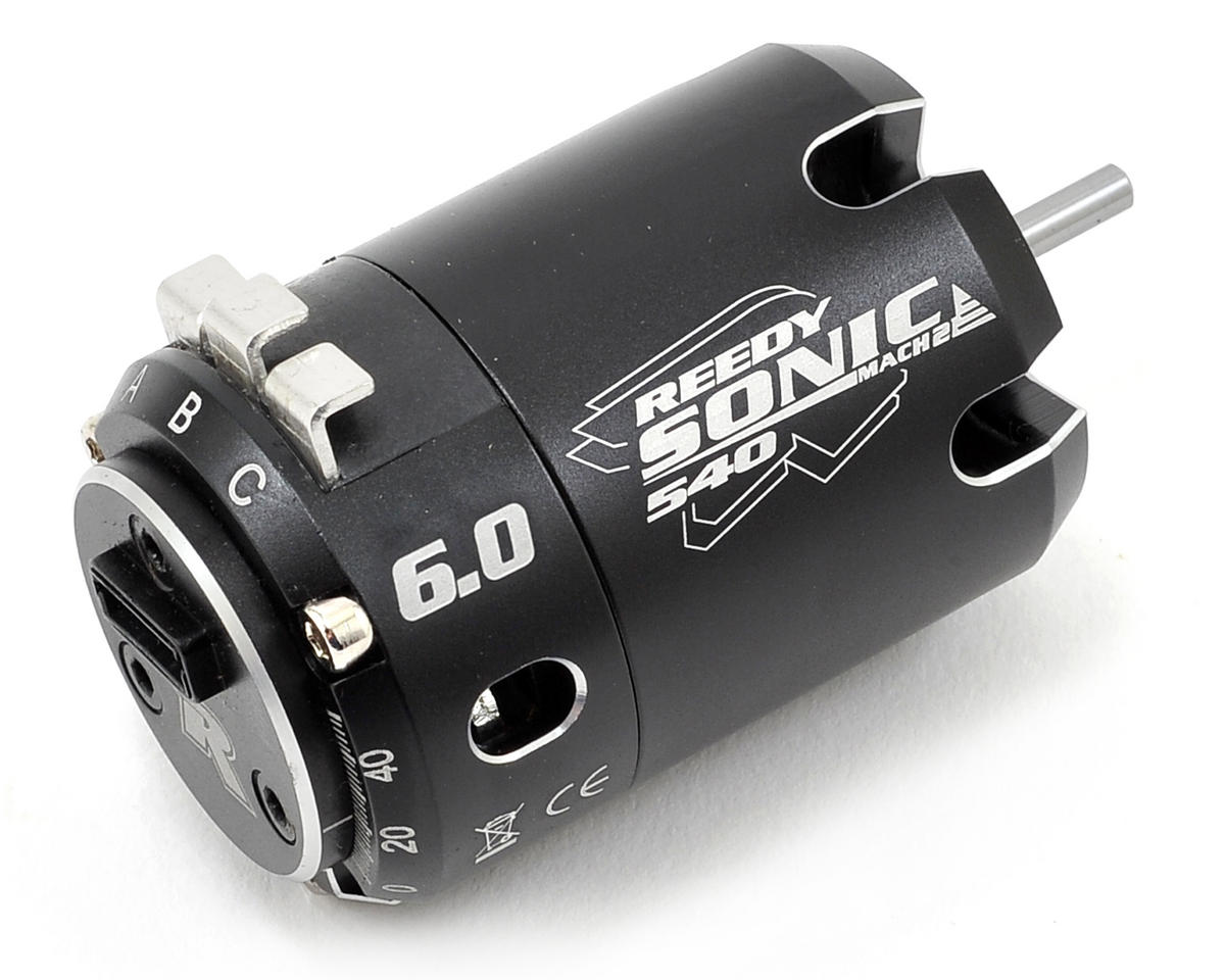 Reedy Sonic Mach 2 Modified Brushless Motor (6.0T)