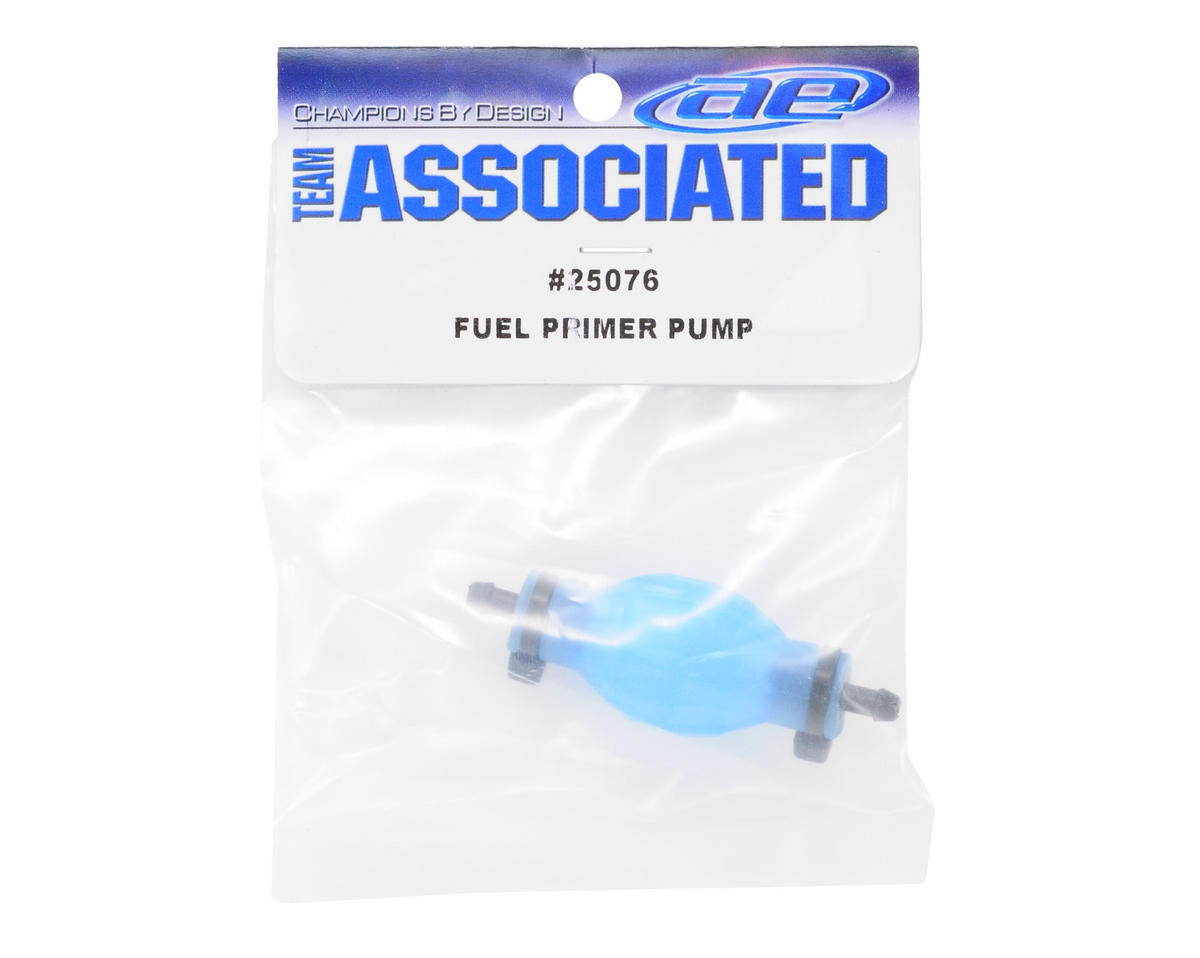 Fuel Primer Pump by Team Associated