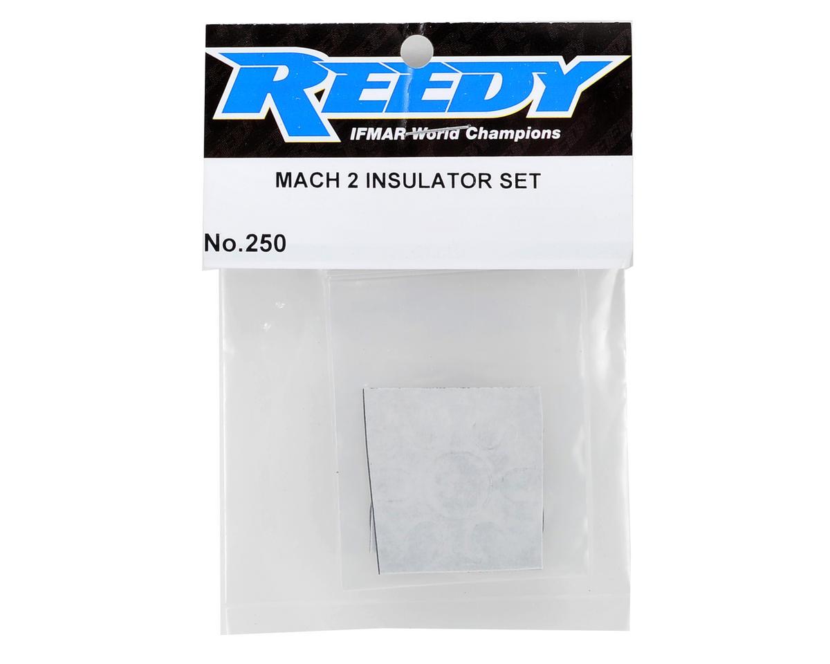 Reedy Sonic Mach 2 Insulator Set