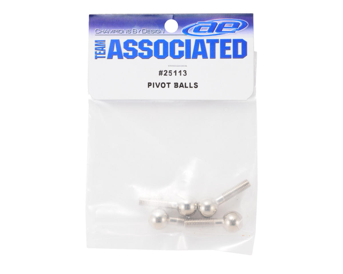 Team Associated Pivot Balls (4)