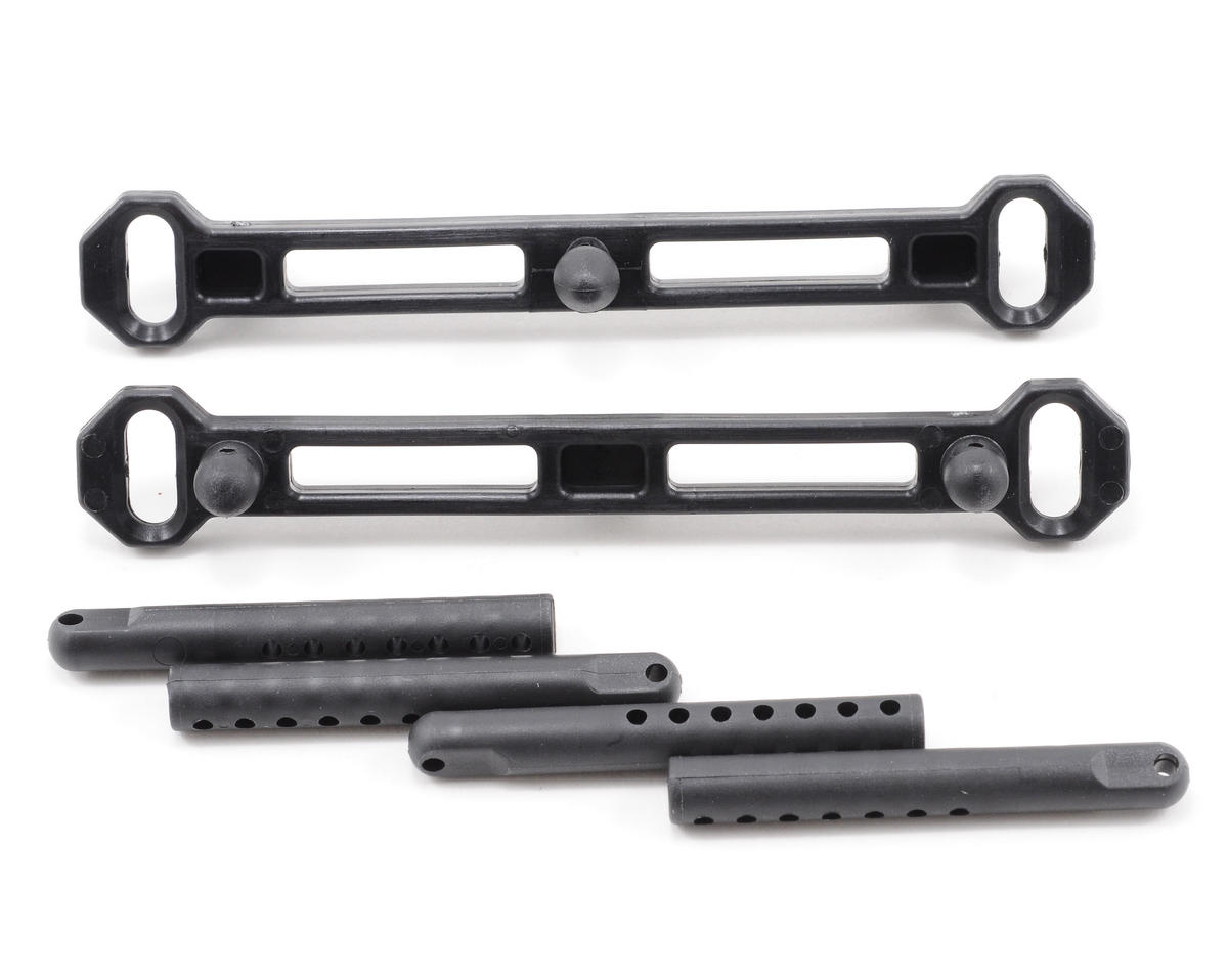 Pivoting Body Mount & Post Set by Team Associated