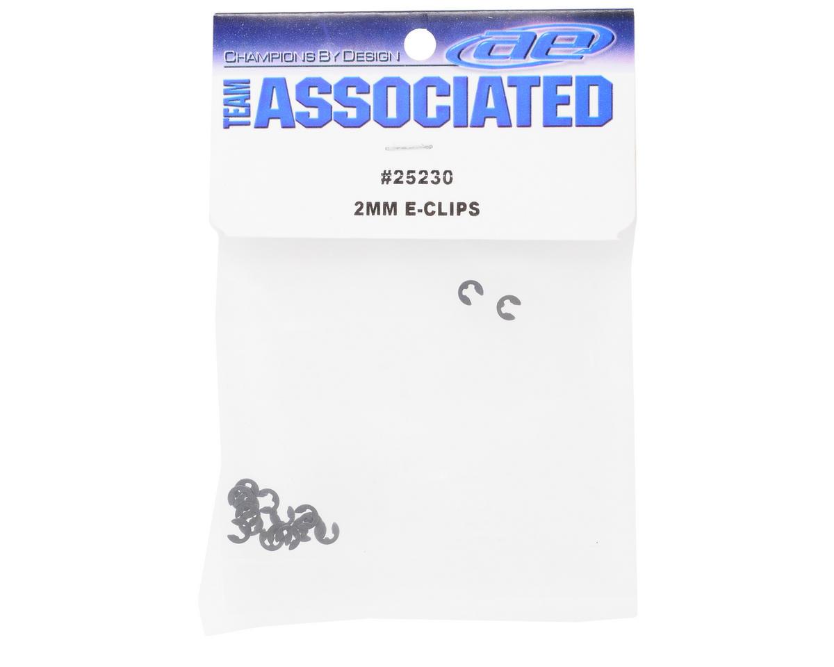 Team Associated 2mm E-Clip (20)