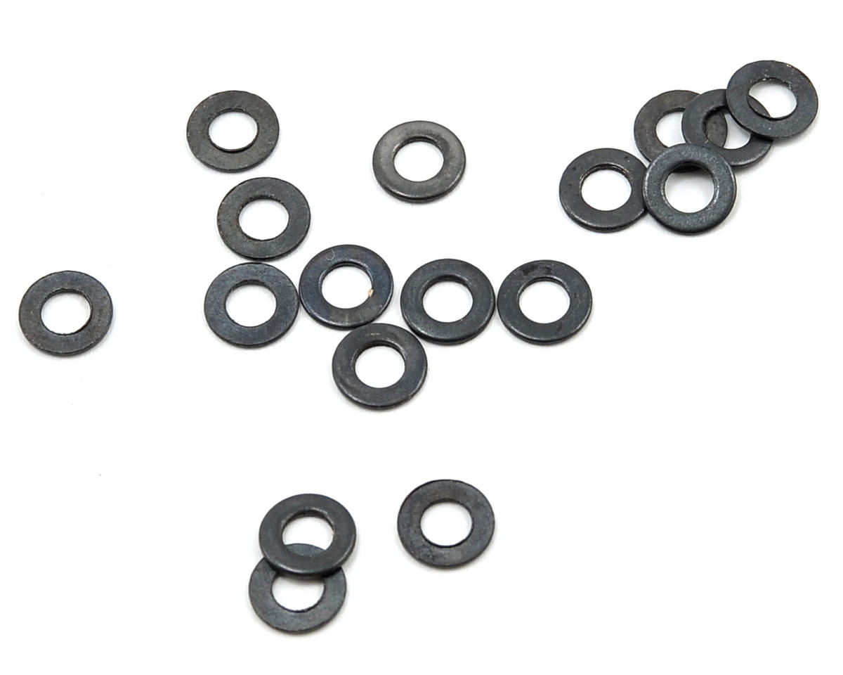 Team Associated Mini MGT 3.0 3x6x0.5mm Washer Set (20)