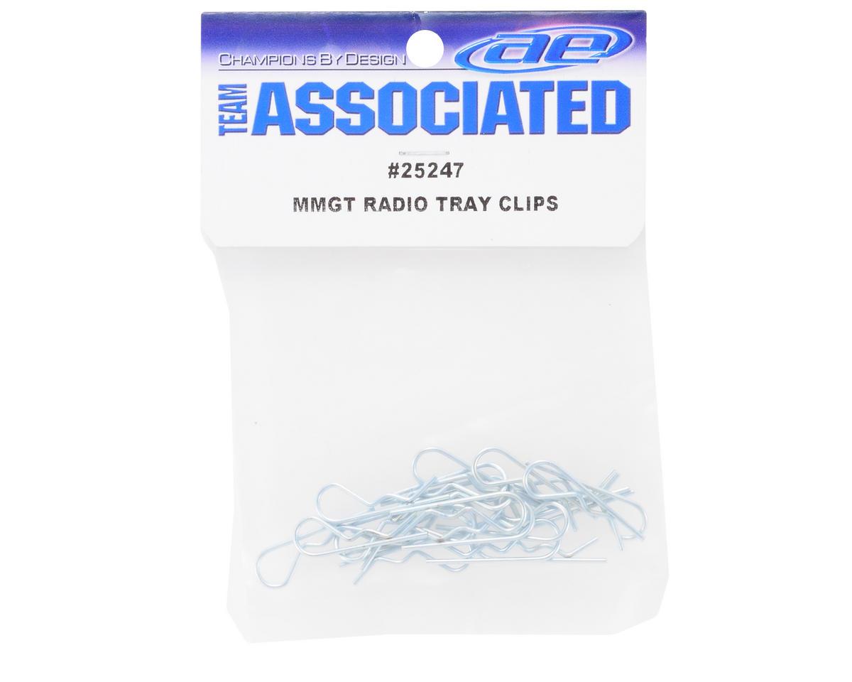 Team Associated Radio Tray Clip (20)