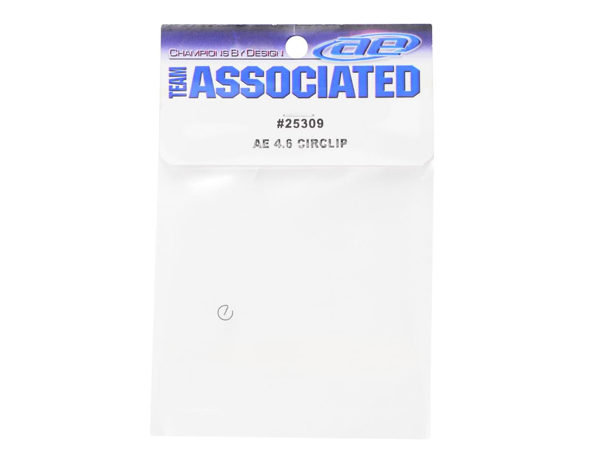 Piston Pin Circlip (AE .21 4.60) by Team Associated