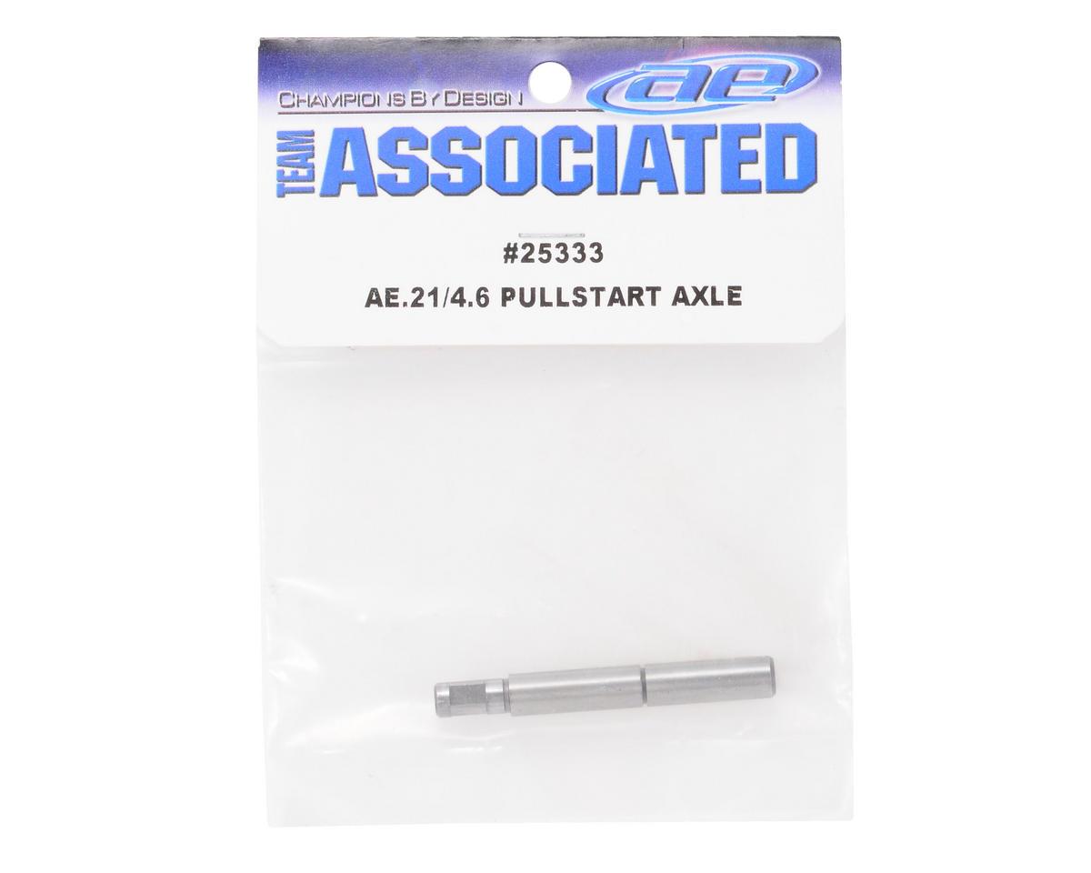 Team Associated Pull Start Starting Axle (AE .21/4.60)