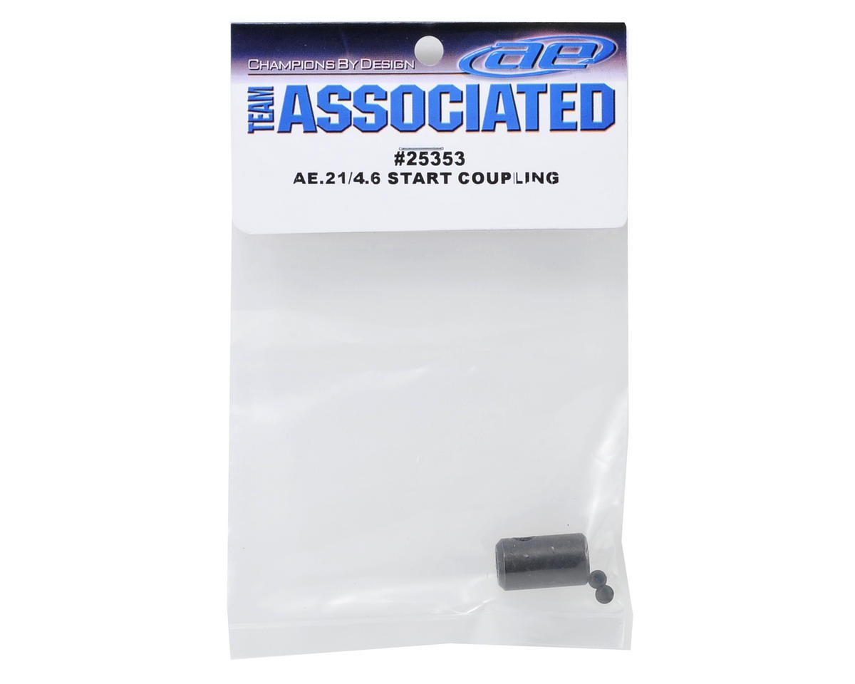 Team Associated .21/4.60 Starter Coupling (MGT4.60)
