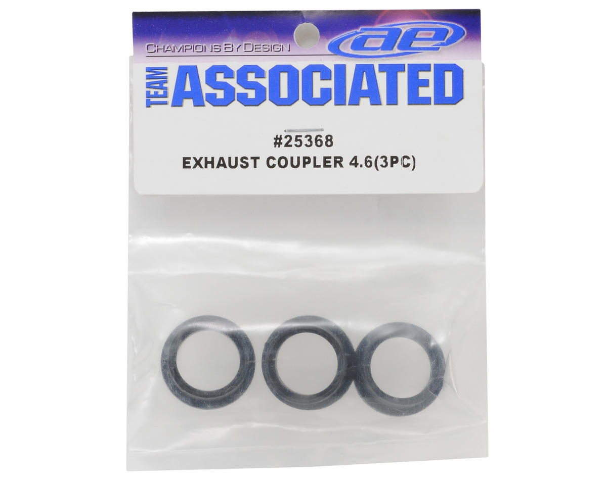 Team Associated Exhaust Coupler (3)