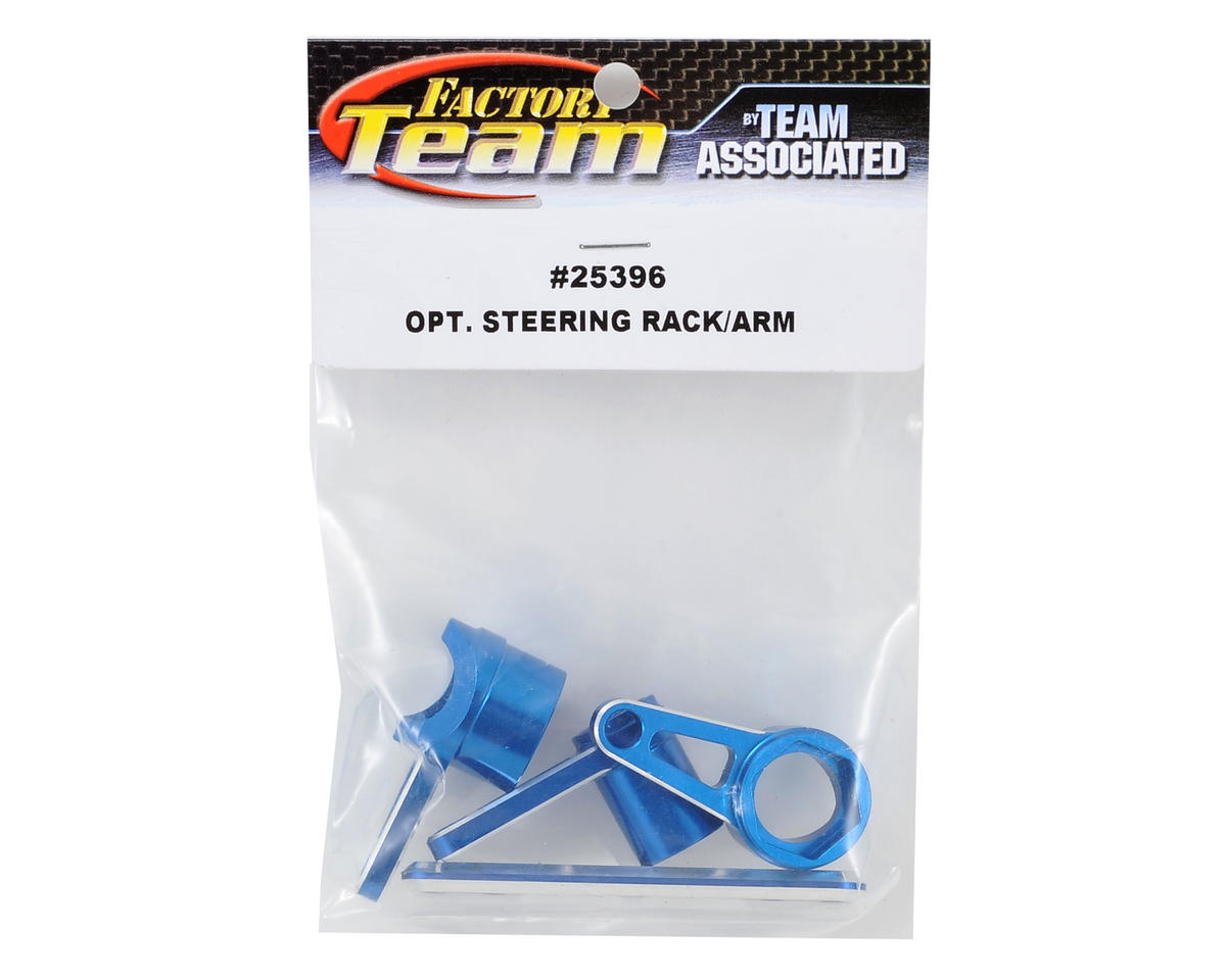Team Associated Factory Team Steering Rack & Arm Set