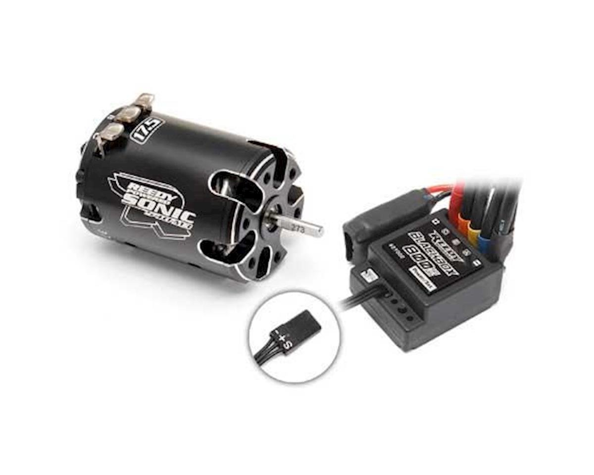 Blackbox 800Z ESC/Sonic 540-M3 Spec Brushless Motor System (17.5T)