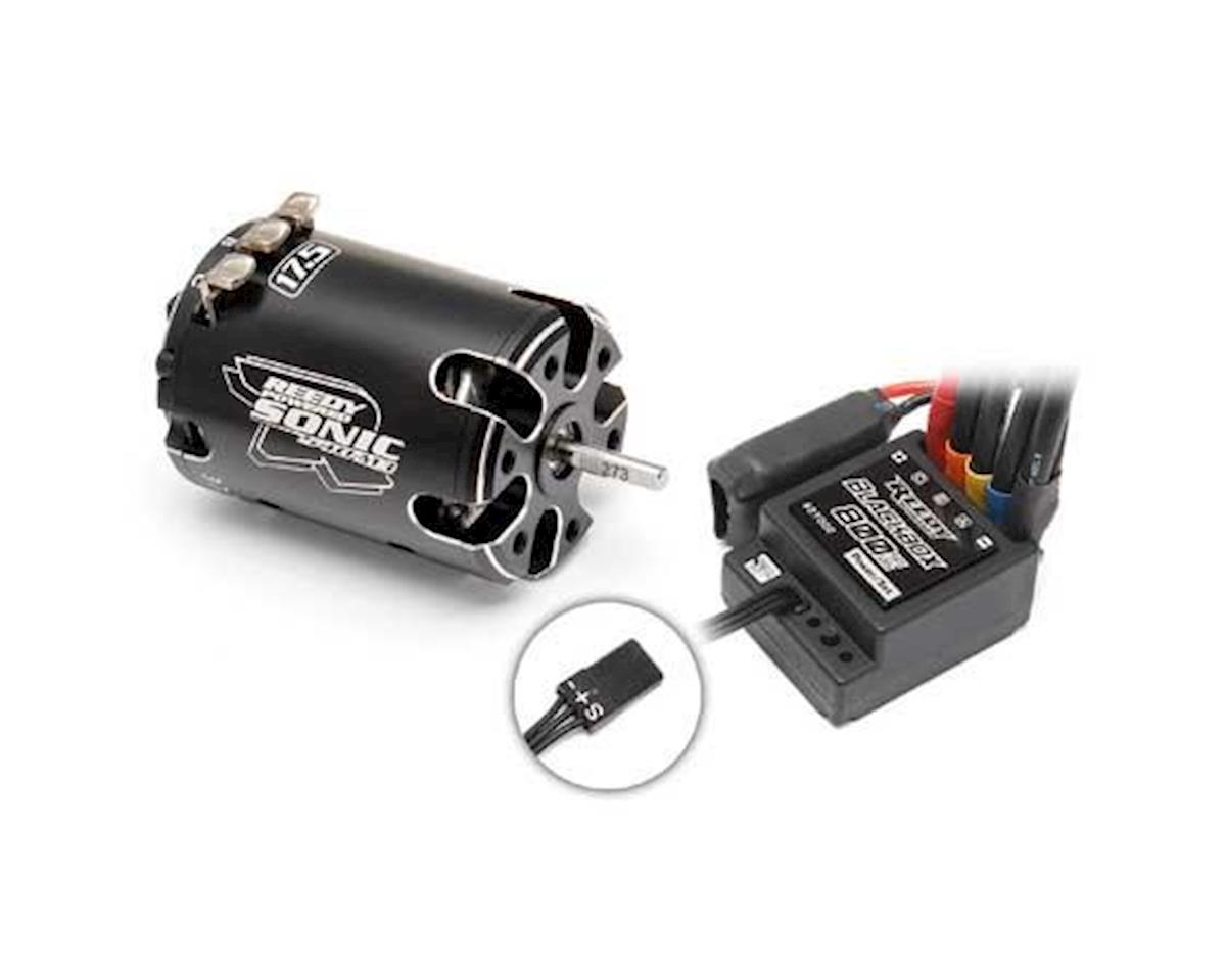 Blackbox 800Z ESC/Sonic 540-M3 Spec Brushless Motor System (17.5T) by Reedy