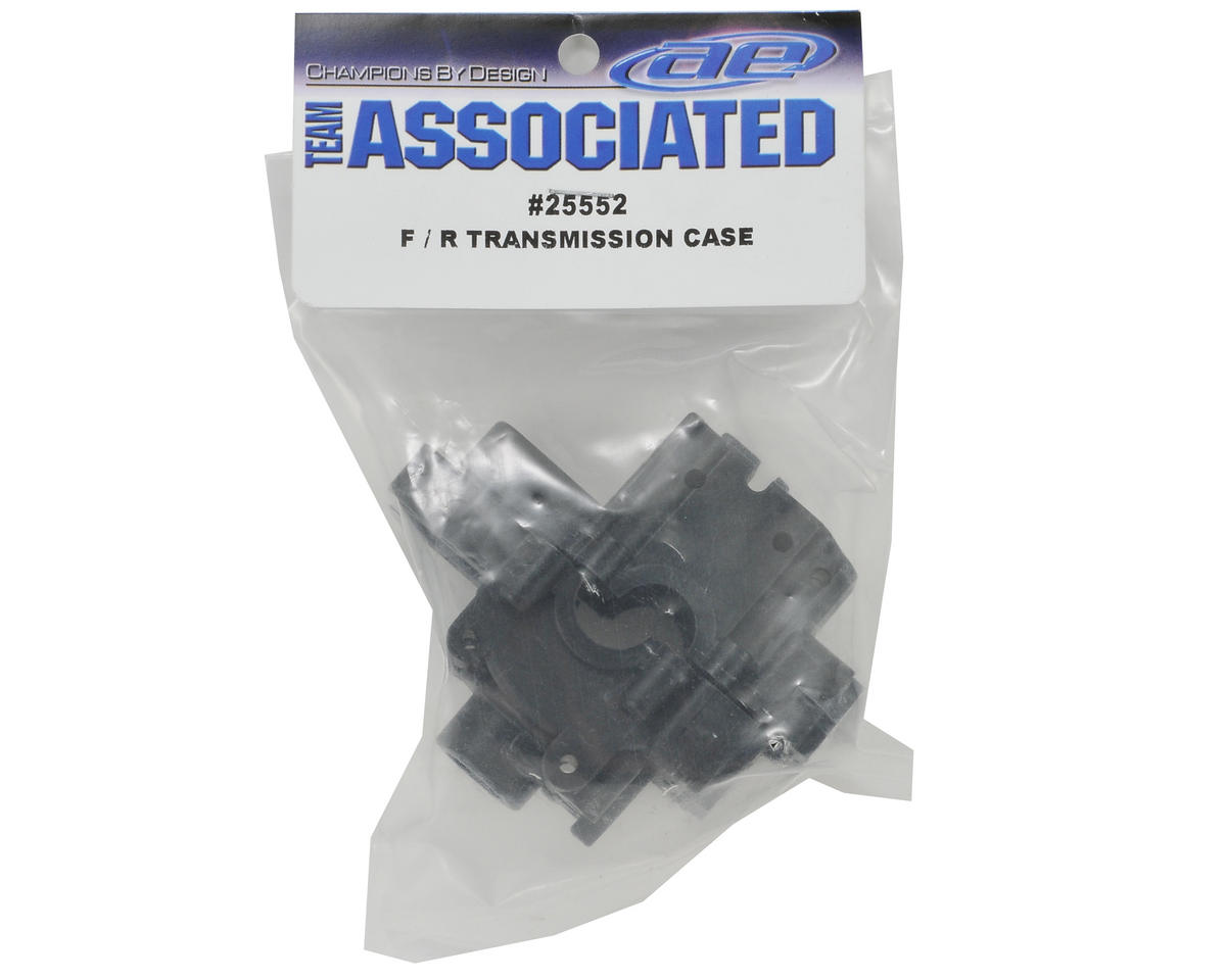 Team Associated Front/Rear Transmission Case