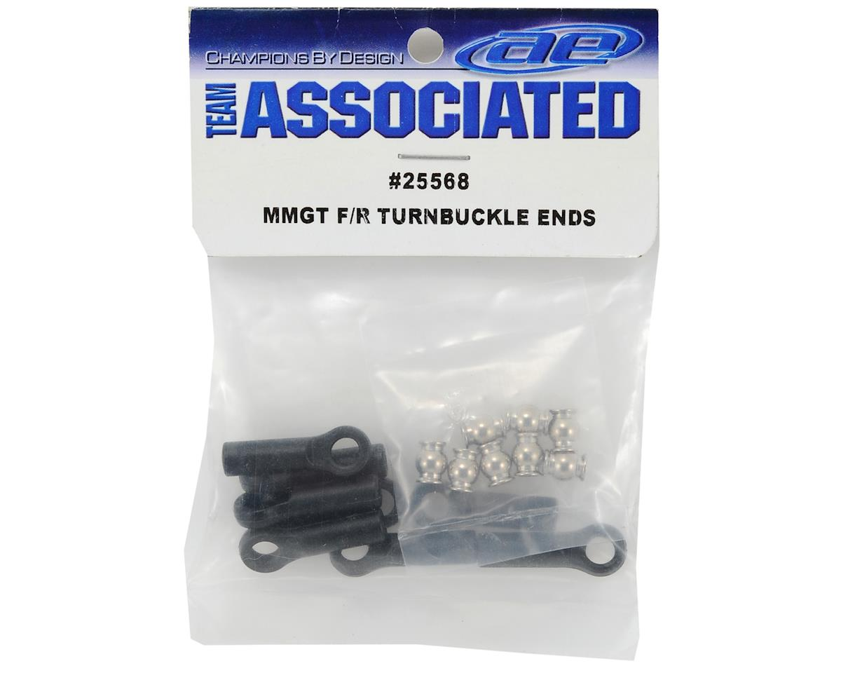 Front/Rear Turnbuckle End Set by Team Associated