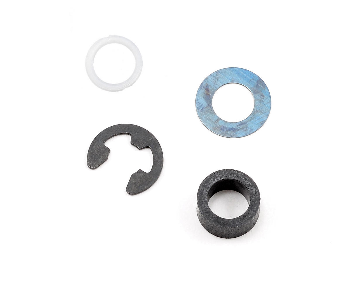 Team Associated Center Transmission Shim & Clip (MGT 8.0)