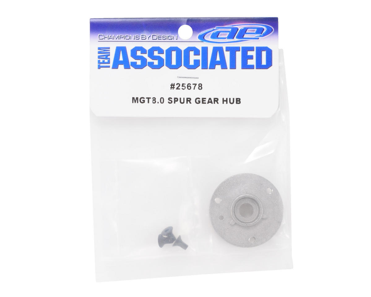 Team Associated Spur Gear Hub (MGT 8.0)