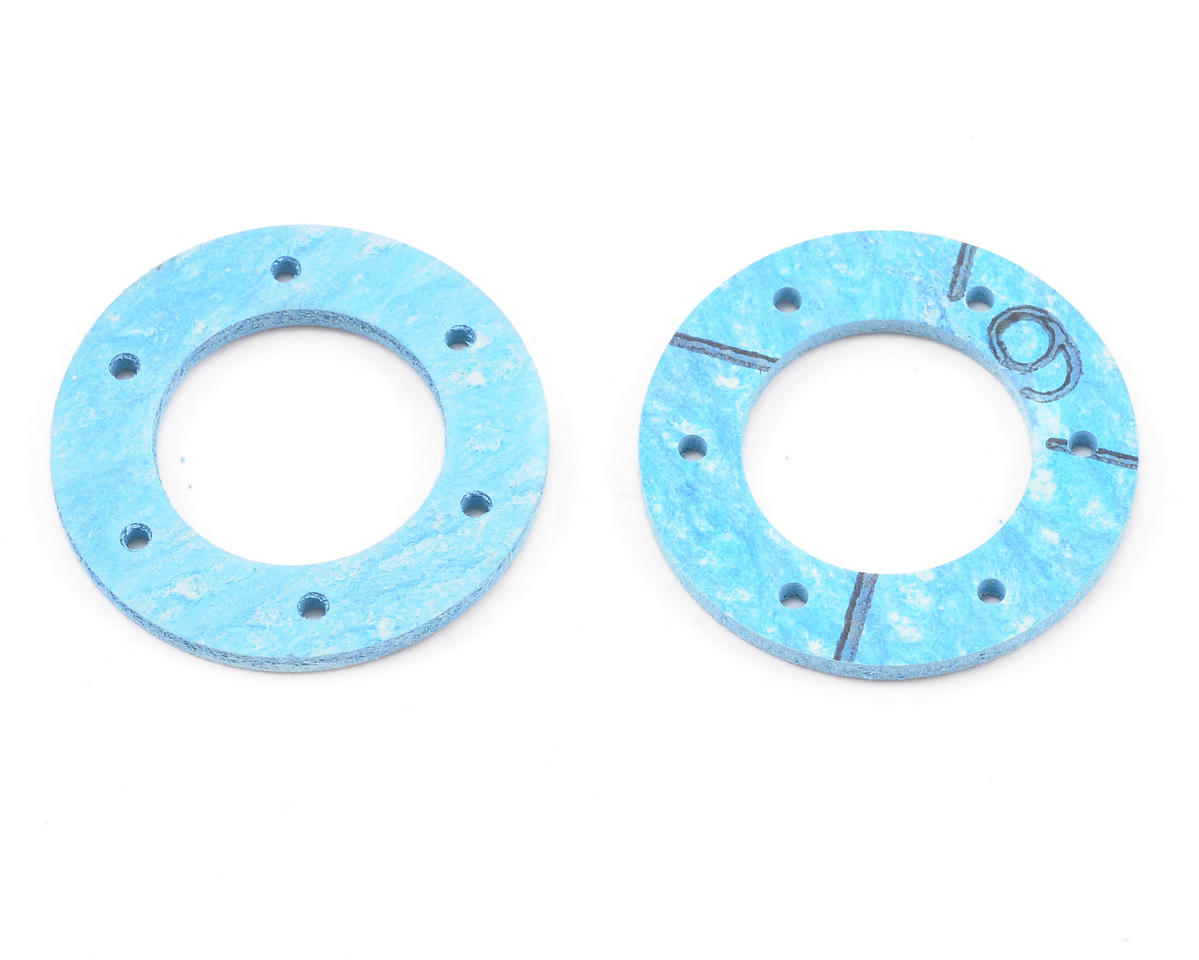Team Associated Slipper Pad Set (MGT 8.0)