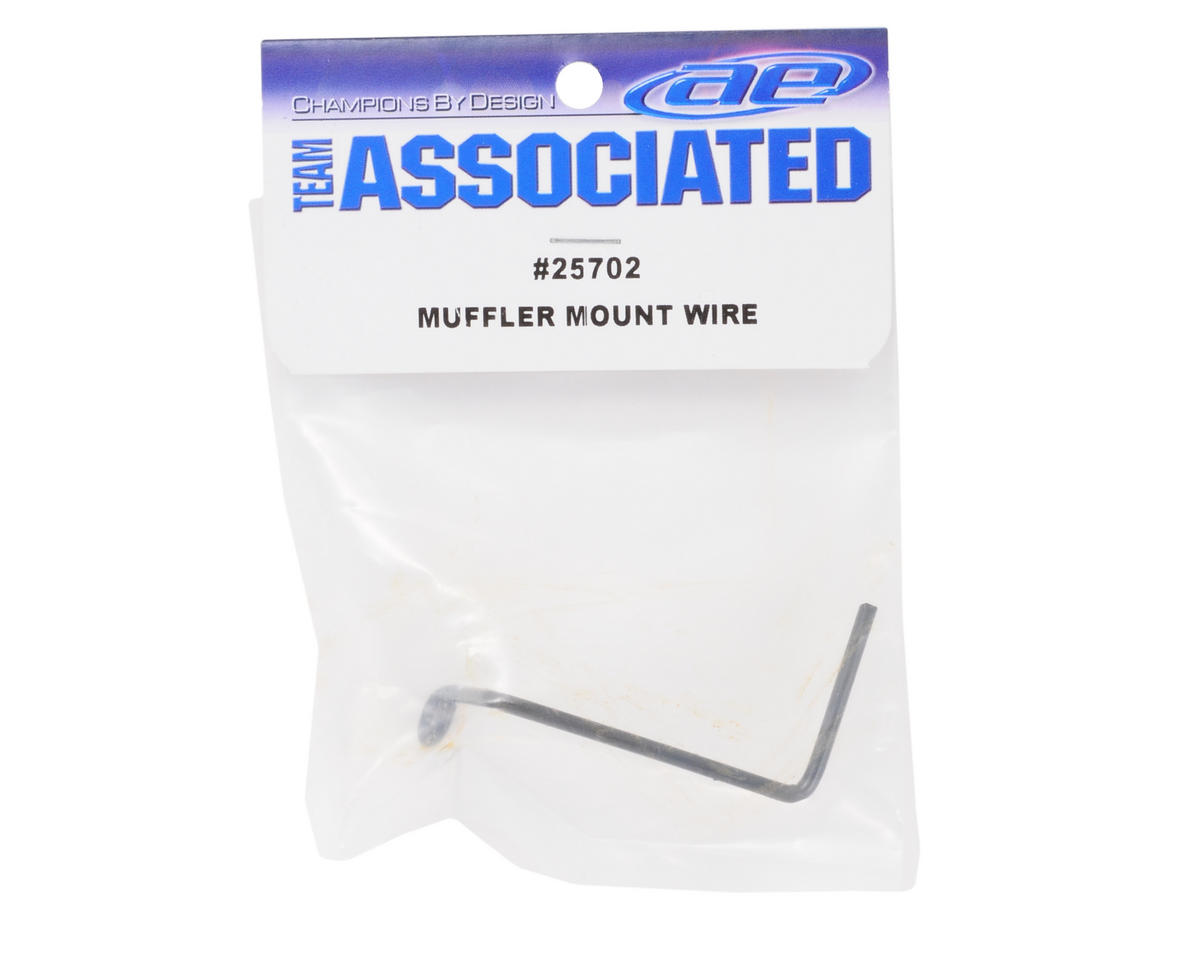 Team Associated Muffler Mount Wire (MGT 8.0)