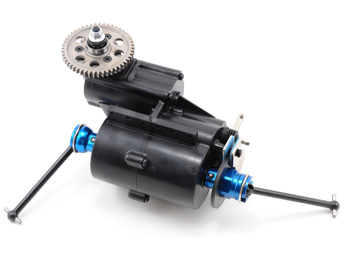 Team Associated Pre-Assembled Transmission (MGT 8.0)