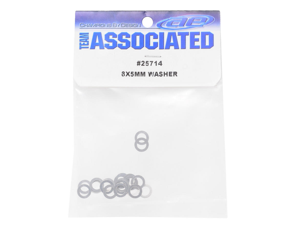 Team Associated 8x5mm Washer (20)