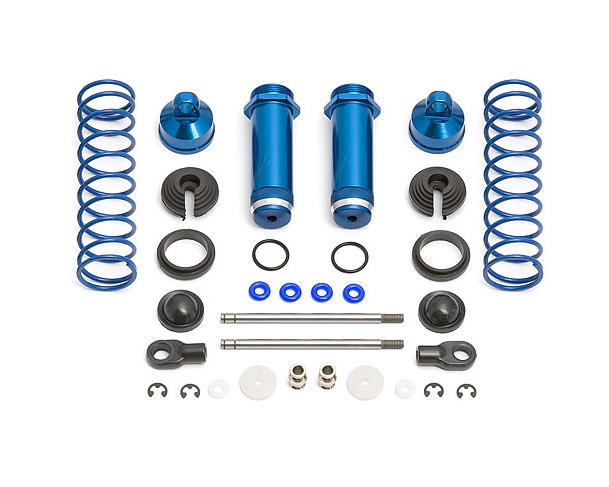 Team Associated MGT Factory Aluminum Shock Set (MGT 8.0)