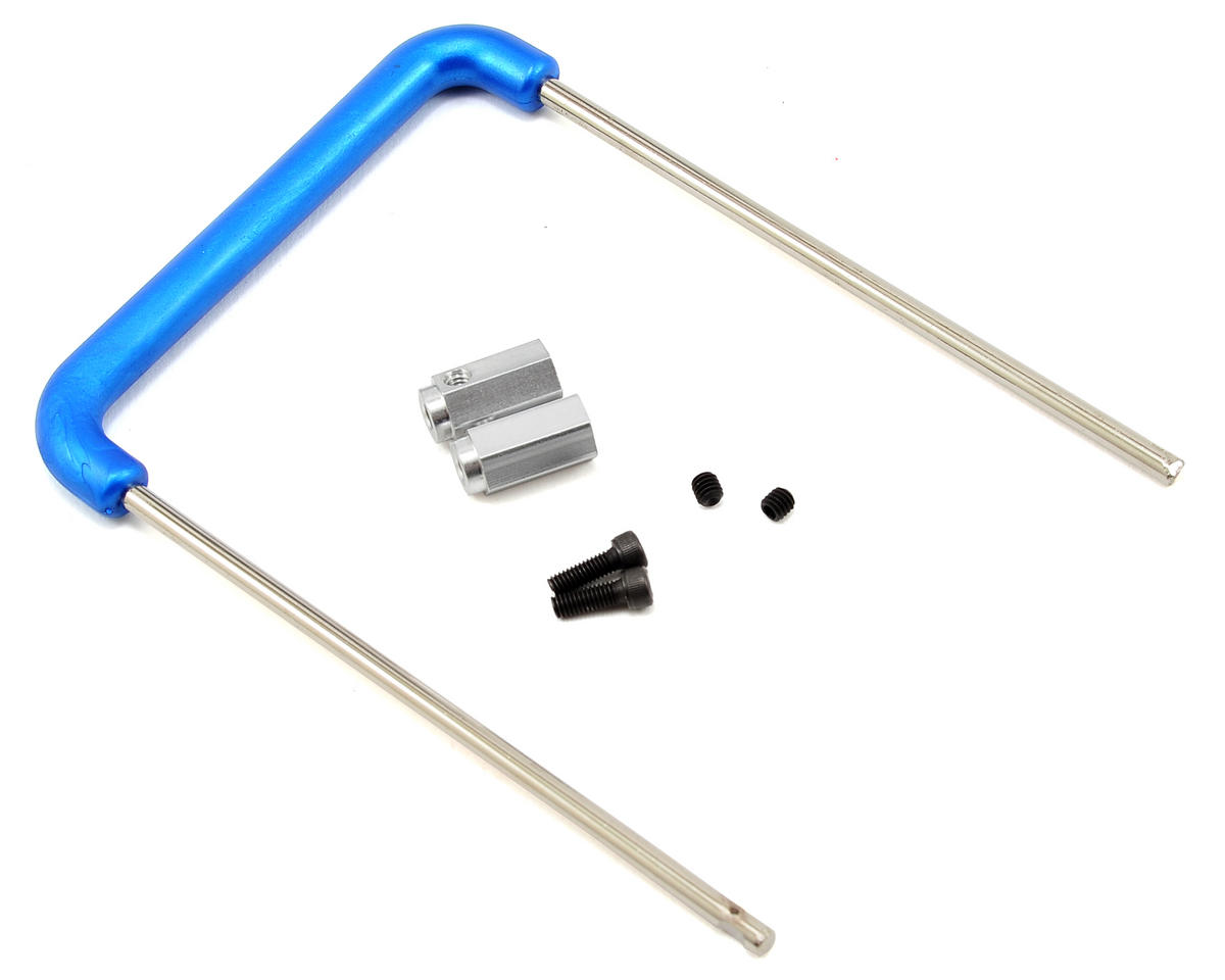 Team Associated Roll Hoop Set