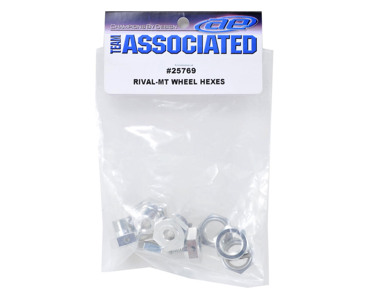 Team Associated Wheel Hex Set