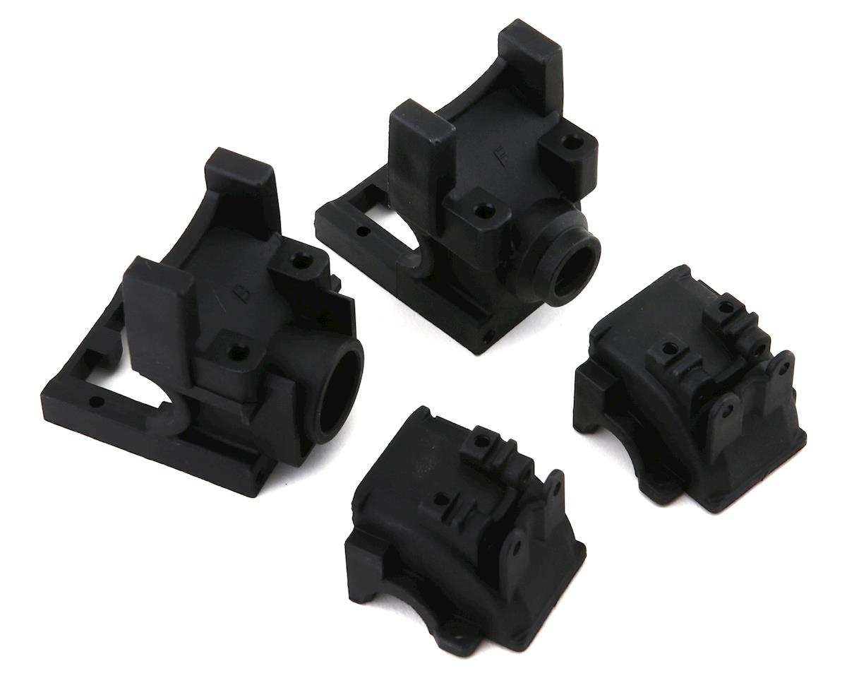 Team Associated Rival MT10 Front & Rear Gearboxes