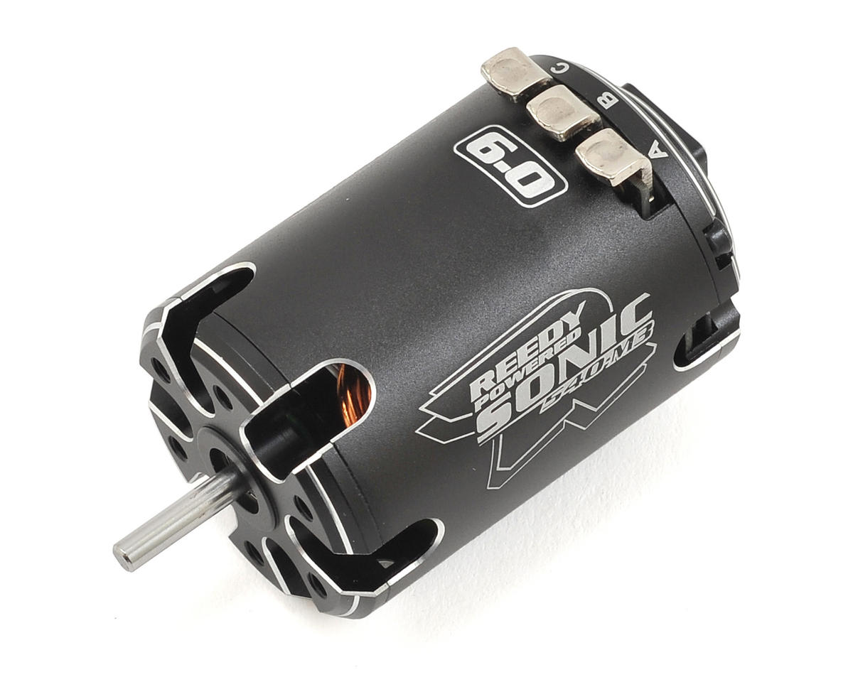 Sonic 540-M3 Modified Brushless Motor (6.0T) by Reedy