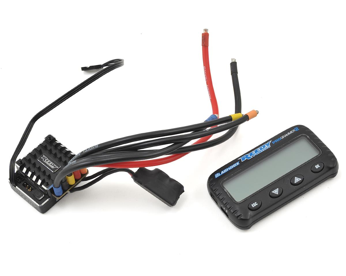 Reedy Blackbox 510R 2S ESC w/PROgrammer 2 | alsopurchased