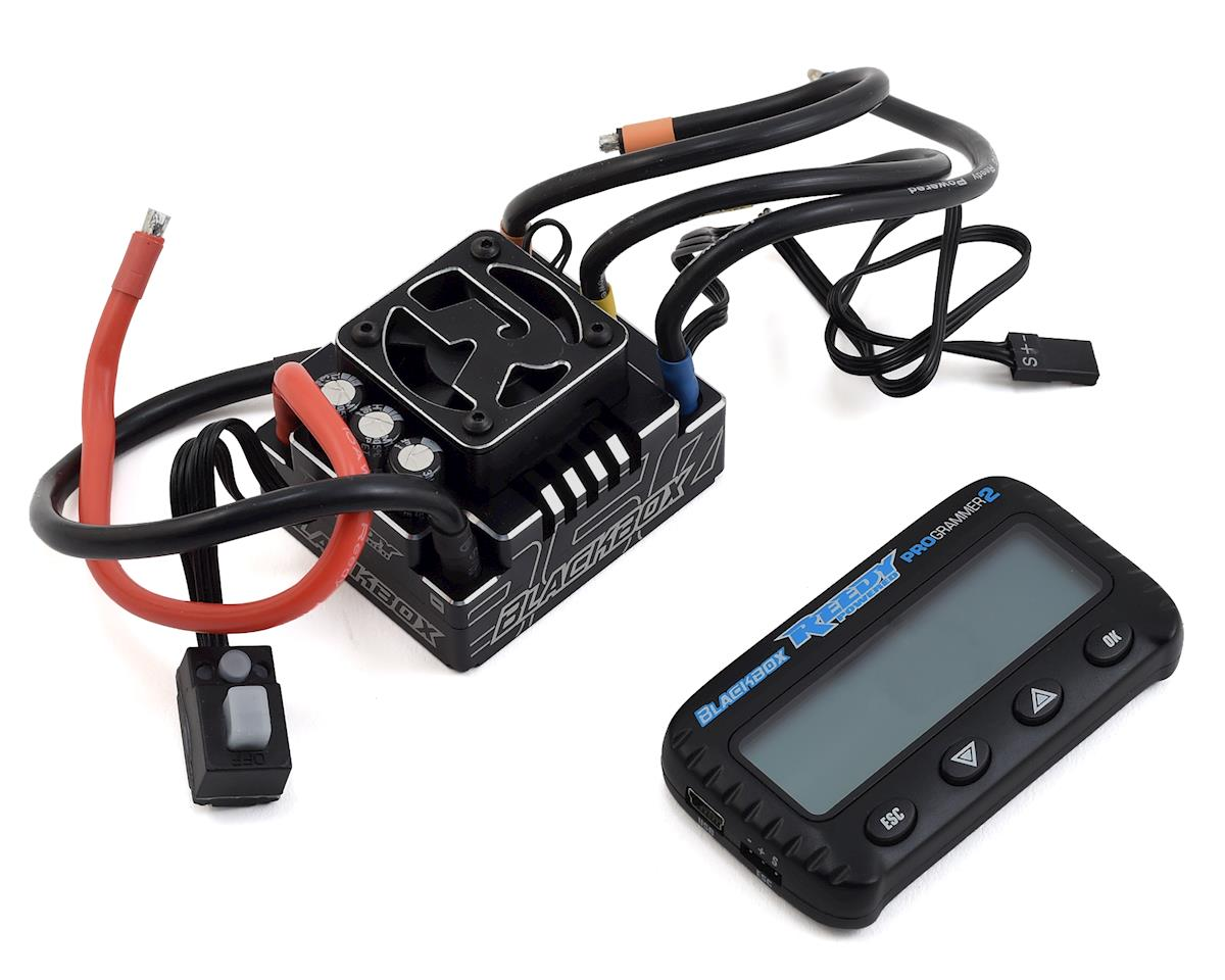 Reedy Blackbox 850R Competition 1/8 Brushless ESC w/PROgrammer 2