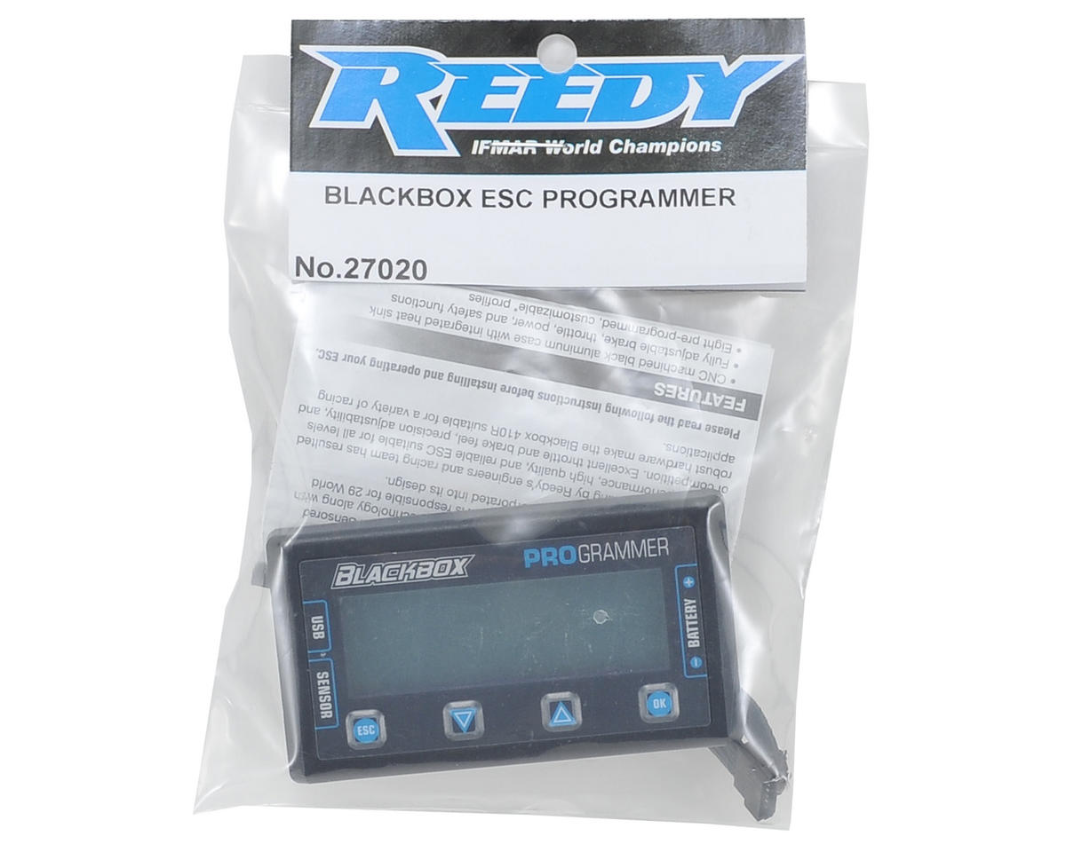 Blackbox ESC PROgrammer by Reedy