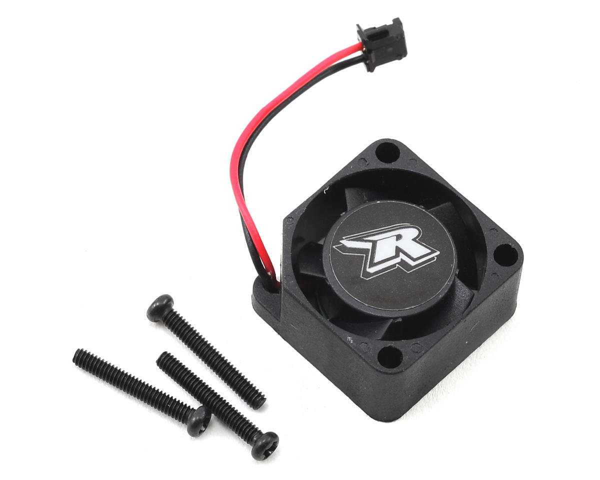 Blackbox ESC 1000Z+ Fan w/Screws by Reedy
