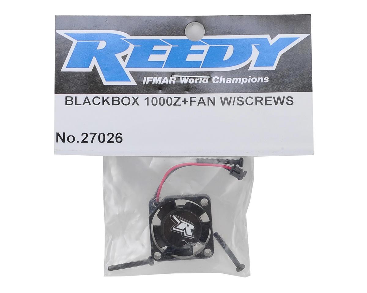 Reedy Blackbox ESC 1000Z+ Fan w/Screws