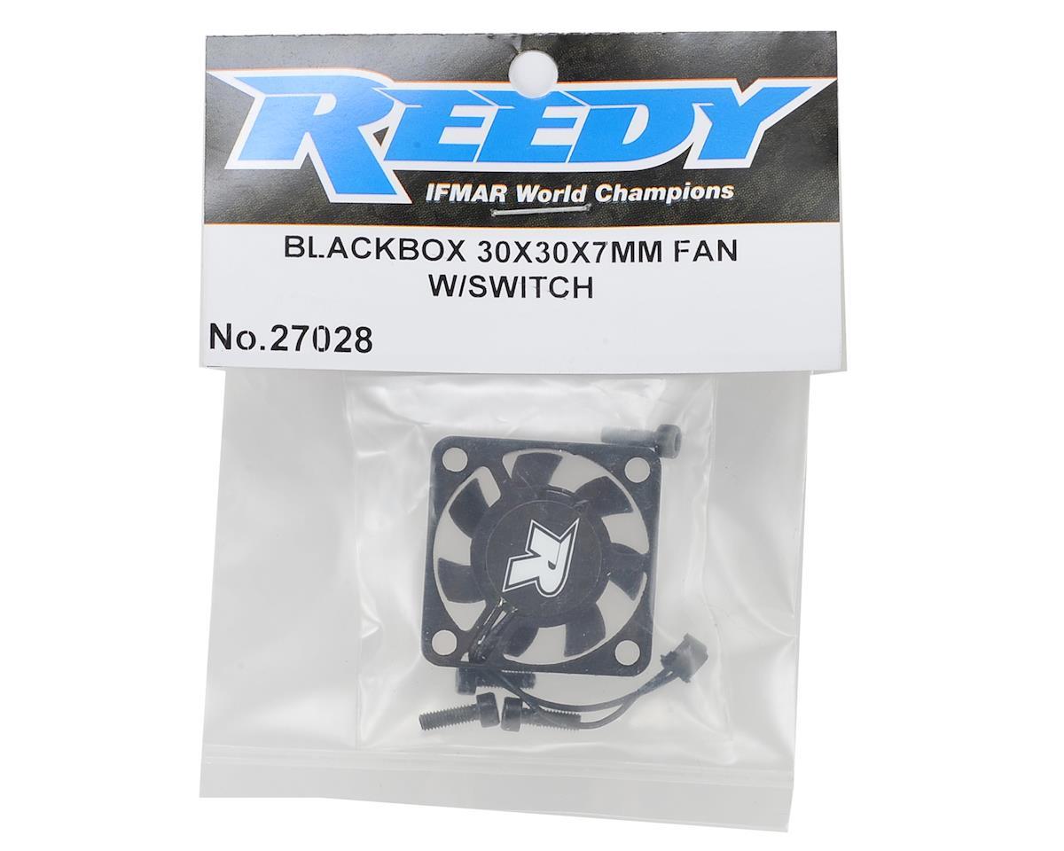 Reedy Blackbox 510R 30x30x7mm Fan w/Screws